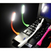 Flexible USB LED Light Lamp For Computer Reading Notebook Laptop