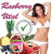 RASPBERRY VITAL- természetes zsírégető tabletta