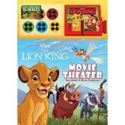 Disney the Lion King Movie Theater Storybook & Movie Projector, Hardcover/Tisha Hamilton