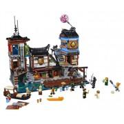 LEGO NINJAGO 70657 Luka u NINJAGO City