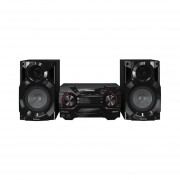 MINICOMPONENTE CON ENTRADA USB, BLUETOOTH CD FM AM 4950 WATTS NEGRO SC AKX220LMK