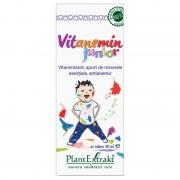 Produs Fito-Gemoterapic Vitanemin Junior 125ml Plantextrakt