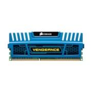 Corsair Vengeance CMZ8GX3M2A1600C9B RAM Module - 8 GB (2 x 4 GB) - DDR3-1600/PC3-12800 DDR3 SDRAM - CL9 - 1.50 V