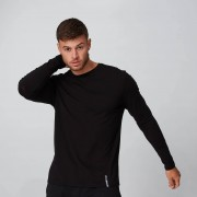 Myprotein Luxe Classic Long-Sleeve Crew - M