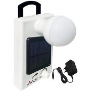 Shveta 04 solar led lamp/lantern with solar charging(sun or light) Emergency Light with charger