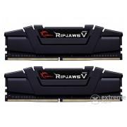 G-Skill 32GB/3200MHz DDR-4 Ripjaws V (Kit 2 kom 16GB) (F4-3200C16D-32GVK) memorija, crna