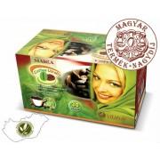 Zöld kávé kivonatot tartalmazó 100% arabica instant kávé - MAKKA Coffee Vitalis zöld kávé (30 db)