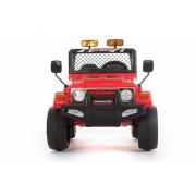 Masinuta electrica cu doua locuri Drifter Jeep 4x4 Rosu