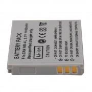 1000 mAh NB-4L Ion Batterij Voor Canon IXUS 30 40 50 55 60 IS PowerSSD1000 1100 Draadloze SD450 Digitale Camera Batterij