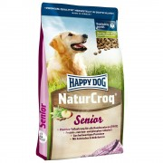 2x15kg Happy Dog NaturCroq Senior ração