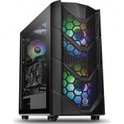 Carcasa Thermaltake Commander C36 Tempered Glass ARGB, Middle Tower, fara sursa, ATX