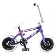 Rocker Mini BMX Cykel Rocker Reggie Galaxy (Lila)