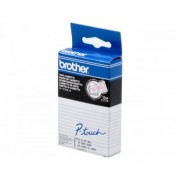 Banda continua laminata Brother TC102, 12mm, 5m