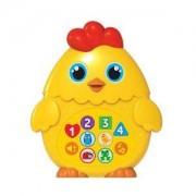 Музикална бебешка играчка, Музикално пиленце, 331143