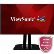 "Monitor IPS, ViewSonic 31.5"", VP3268-4K, 5ms, 20Mln:1, HDMI/DP, Speakers, UHD 4K"