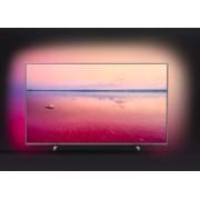 Philips 50pus6754 Tv Led 50 Pollici 4k Ultra Hd Hdr 10+ Digitale Terrestre Dvb T2/s2 Smart Tv Internet Tv Wifi Lan Ambilight Argento - 50pus6754 (Garanzia Italia)