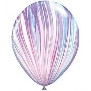Pioneer Balloon 100 Count Fashion Superagate Latex Balloons 11 Multicolor
