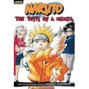 Naruto Volume 2: The Tests of a Ninja, Paperback