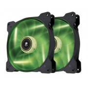 Corsair Air Series SP140 LED - Green