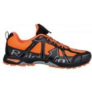 Férfi sífutó cipő RaidLight dinamikus ultrakönnyű Black / Orange