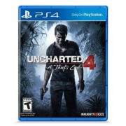 Uncharted 4: A Thief's End - PS4 - Unissex