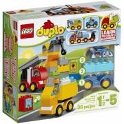 Primele mele masini si camioane 10816 LEGO Duplo