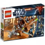 Конструктор ЛЕГО СТАР УОРС Оръдие на Геонозийците, LEGO STAR WARS, 9491