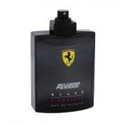 Ferrari Scuderia Ferrari Black Signature toaletní voda 125 ml Tester pro muže
