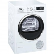 Siemens iQ500 WT47W591GB Condenser Dryer with Heat Pump Technology