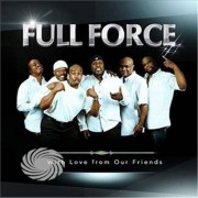 Video Delta Full Force - With Love From Our Friends - CD