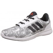 adidas Men's Adi Pacer Elite 2.0 M White, Visgre, Dkgrey and Energ Running Shoes - 12 UK/India (47.33 EU)