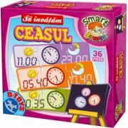 Puzzle 36 piese Sa invatam Ceasul