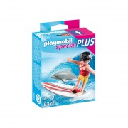 SURFISTA CON TABLA DE SURF PLAYMOBIL 5372