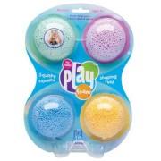 Spuma creativa pentru modelat Learning Resources ,4 culori - Play Foam
