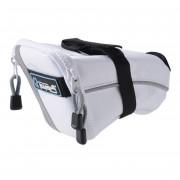 【セール実施中】【送料無料】PVCサドルバッグ ラージ ホワイト CP-BG5009-WTパーツ サドルバッグ