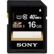 Sony 16 GB SDHC Class 10 Memory Card