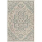 Covor Oriental & Clasic Revere, Albastru/Bej, 160x230