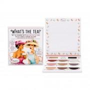 TheBalm What´s the Tea? Hot Tea Eyeshadow Palette fard de pleoape 12,6 g pentru femei