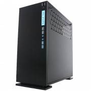 CASE, In Win 303, Mid Tower, ATX, SECC, Tempered Glass, Black /no PSU/ (INWIN_303_BLACK)