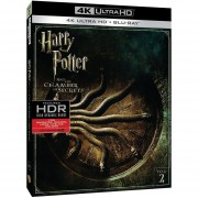 Harry Potter Y La Camara Secreta 4K UHD+Blu-Ray+Copia Digital 3 Discos
