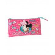Disney Minnie Happy Helpers Estuche Rosa