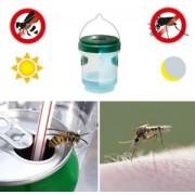 Capcană de tânțari și viespi Gardigo Solar, alimentare solară, lumină Led, Gardigo