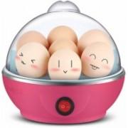 WDS MEC26 Electric Boiler Steamer Electric Boiler Steamer Poacher EG4 Egg Cooker (7 Eggs) (Multicolour) Egg Cooker(7 Eggs)