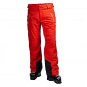Helly Hansen hombres Force pantalon de esqui rojo L