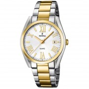 Reloj F16794/1 Blanco Festina Mujer Boyfriend Collection Festina