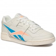 Обувки Reebok - Workout Lo Plus DV8501 Chalk/Cyan/Sunglo