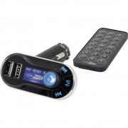 FM odašiljač s bluetoothom Caliber PMT 557BT