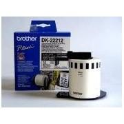 Labels Brother Origineel filmtape 62 mm x 15.24m (DK-22212)