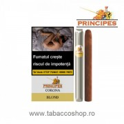 Tigari de foi La Aurora Principes Corona Blond (Vanilla) 5