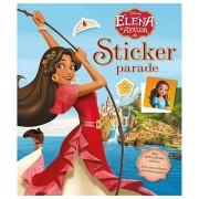 Lobbes Disney Elena of Avalor Stickerparade